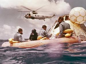 Apollo 12 Pacific Recovery
