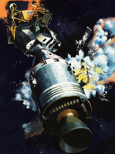 Apollo 13-Wilf Hardy-Giclee Print