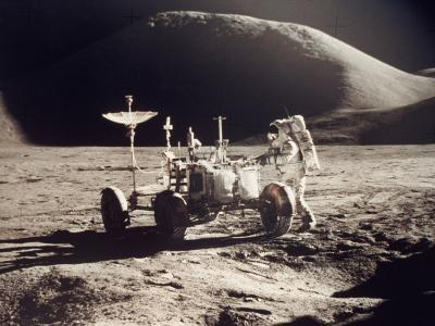 Apollo 15, 1971--Photographic Print