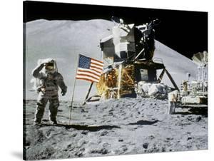 Apollo 15: Jim Irwin, 1971