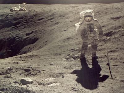 Apollo 16--Photographic Print