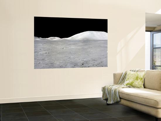 Apollo 17 Panorama--Wall Mural