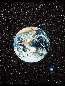 Apollo 17 View of the Earth