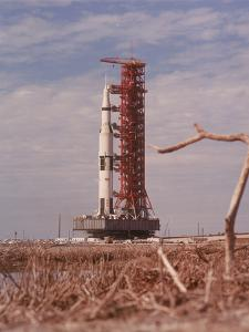 Apollo 9 Saturn V Rocket, 1969