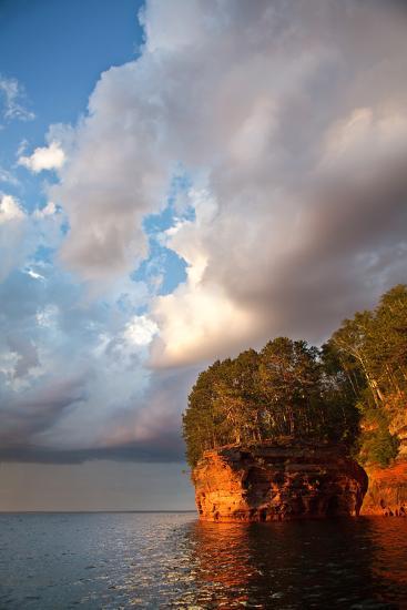 Apostle Islands National Lakeshore-Steve Gadomski-Photographic Print