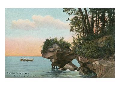 Apostle Islands, Wisconsin--Art Print