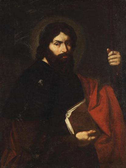 Apostle Saint James the Great-Jos? de Ribera-Giclee Print