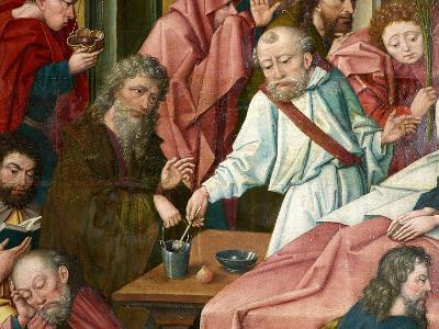 Apostles, Detail from 'Death of the Virgin', C.1520 (Detail of 1630142)--Giclee Print