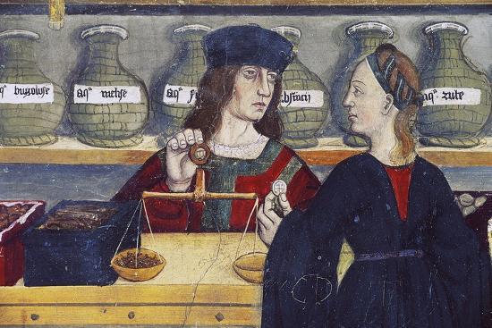 Apothecary's Shop--Giclee Print
