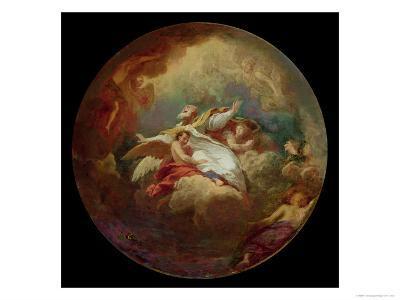 Apotheosis of St. Ambrose-Bon De Boulogne-Giclee Print