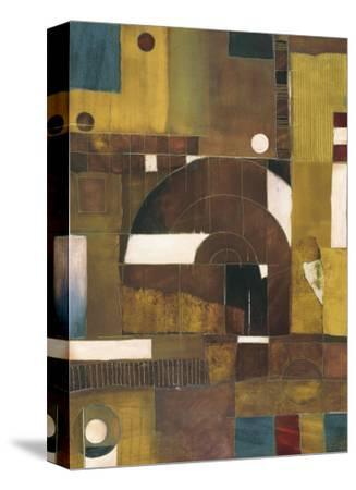 Apparent Horizon-Muriel Verger-Stretched Canvas Print