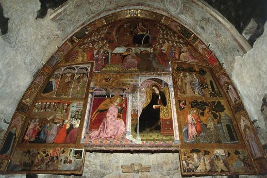Apparition and Pardon of Assisi--Giclee Print