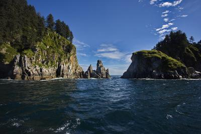 Appealing Perspective of Kenai Fjords National Park-fmcginn-Photographic Print