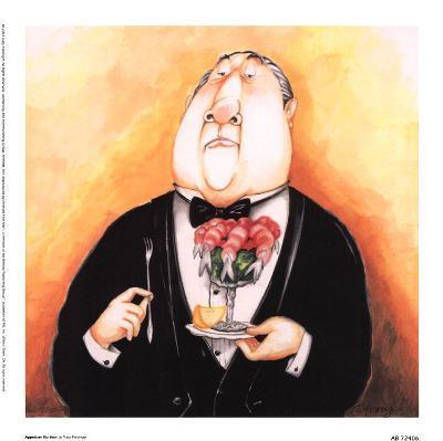 Appetizer Du Jour-Tracy Flickinger-Art Print