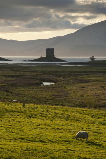 Appin, Argyll and Bute, Scotland-Design Pics Inc-Photographic Print