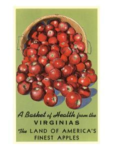 Apple Basket from Virginia