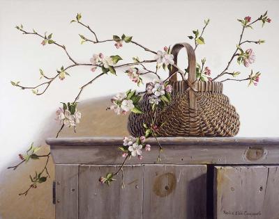 Apple Blossoms-Pauline Ebl? Campanelli-Art Print