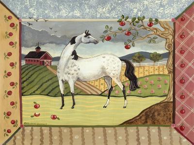 Apple Harvest - September 2-Kristin Bryant-Giclee Print