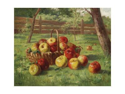 Apple Harvest-Karl Vikas-Giclee Print