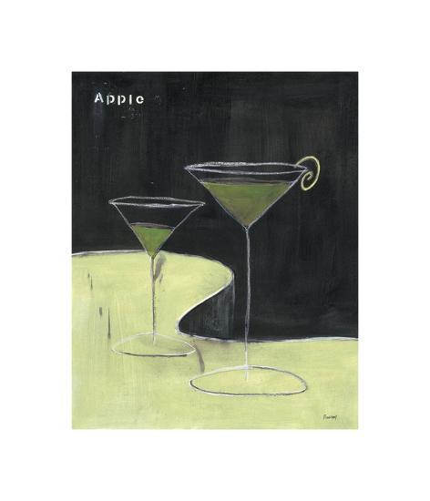 Apple Martini-Mark Pulliam-Giclee Print
