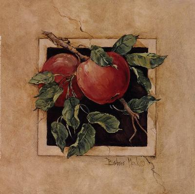 Apple Square-Barbara Mock-Art Print