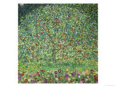 Apple Tree, 1912-Gustav Klimt-Premium Giclee Print