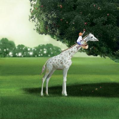 Applepicking-Nancy Tillman-Premium Giclee Print