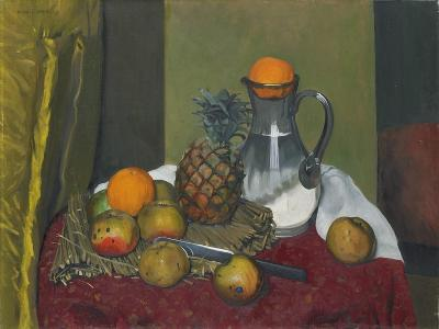 Apples and a Pineapple, 1923-F?lix Vallotton-Giclee Print