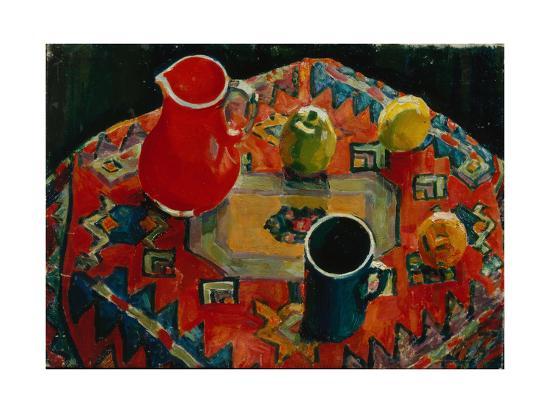 Apples and Pears, 1930-Julia Razumovskaya-Giclee Print