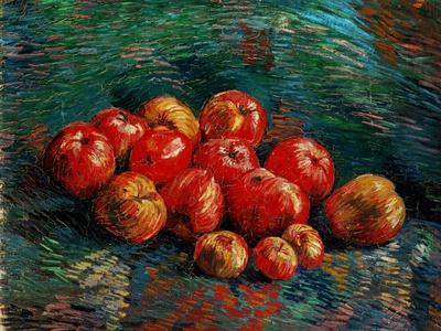 Apples-Vincent van Gogh-Premium Giclee Print