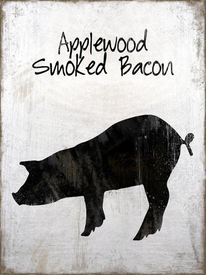Applewood Smoked Bacon-Tina Lavoie-Giclee Print