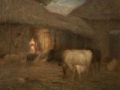 Approaching Night, C.1917-Edward Stott-Giclee Print