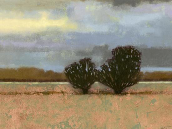 Approaching Storm I-Norman Wyatt Jr^-Art Print