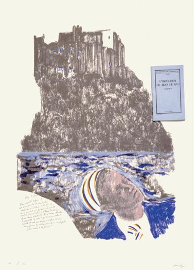 Approche de Lile-Jean Le Gac-Limited Edition
