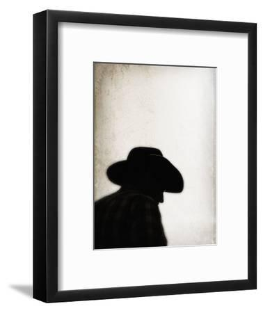 Silhouette of Cowboy