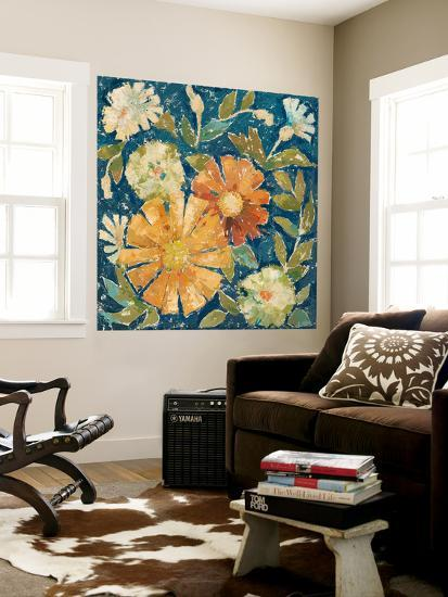 April Flowers II-Megan Meagher-Wall Mural