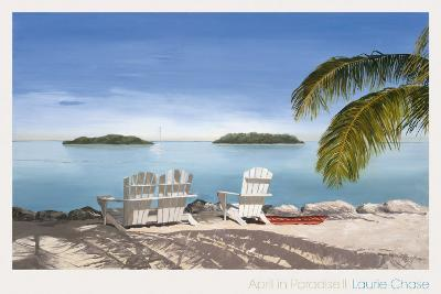 April in Paradise II-Laurie Chase-Art Print