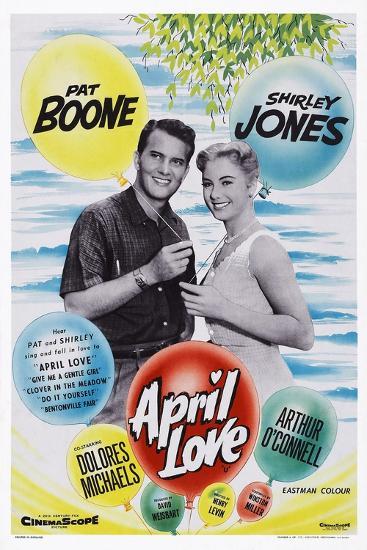 April Love, 1957--Art Print