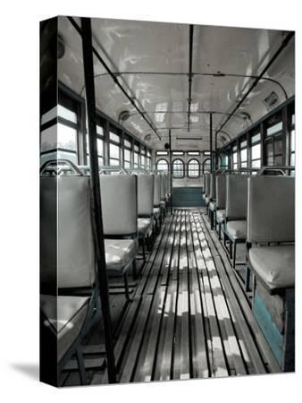 Inside of Bengali Bus