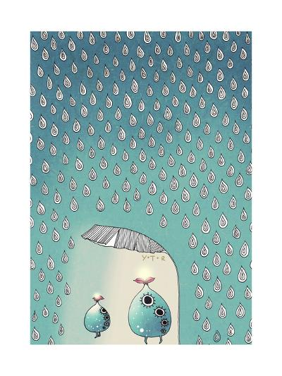 April Shower, 2012-Yoyo Zhao-Photographic Print