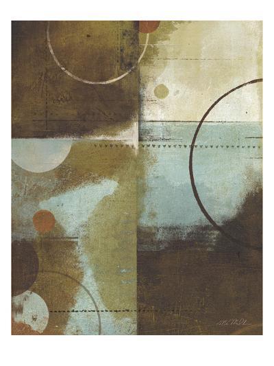 April Showers II-Mo Mullan-Art Print