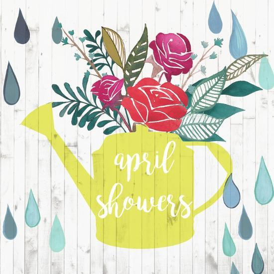 April Showers & May Flowers I-Studio W-Art Print