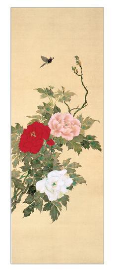 April-Sakai Hoitsu-Giclee Print