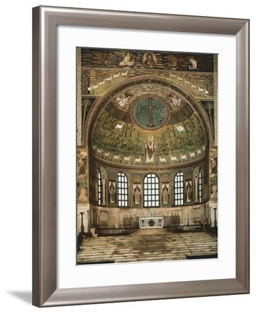 Apse of Basilica of St Apollinaris in Classe--Framed Photographic Print