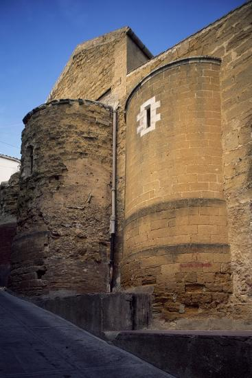 Apse of Church of St Mary of Greeks--Giclee Print