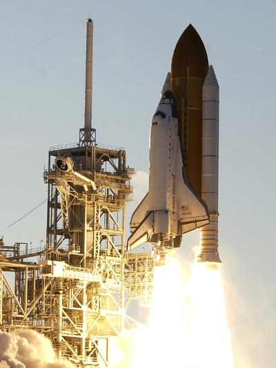 APTOPIX Space Shuttle-Terry Renna-Photographic Print