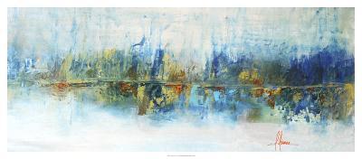 Aqua Azul-Leticia Herrera-Giclee Print