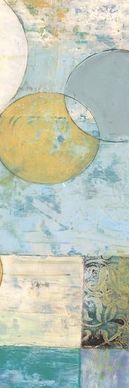 Aqua Circles 2-Smith Haynes-Art Print