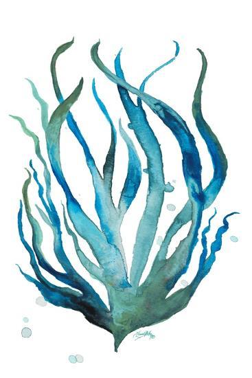 Aqua Creatures III-Elizabeth Medley-Art Print