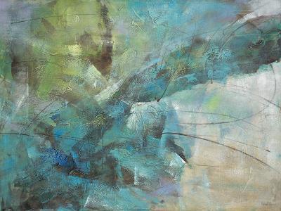 Aqua Explosion-Gabriela Villarreal-Art Print
